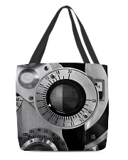 Stack Glass Tote Photographer All-over Tote back