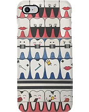 dental-abstract 0905 20 Phone Case i-phone-8-case