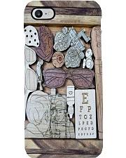 optometrist puzz Phone Case i-phone-8-case