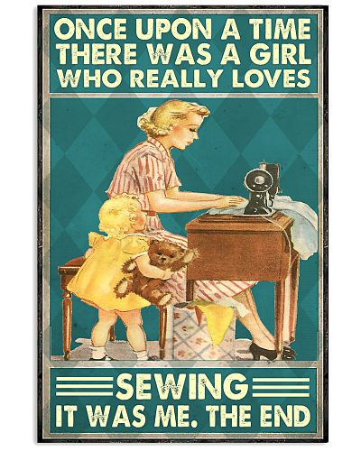 Once upon sewing