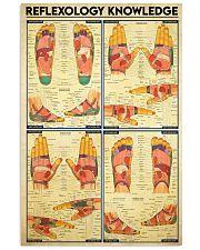 Reflexology 24x36 Poster front