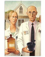 Ame goth pharmacist dvhd-NTH Vertical Poster tile