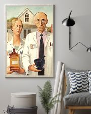 Ame goth pharmacist dvhd-NTH 16x24 Poster lifestyle-poster-1
