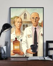 Ame goth pharmacist dvhd-NTH 16x24 Poster lifestyle-poster-2