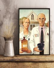 Ame goth pharmacist dvhd-NTH 16x24 Poster lifestyle-poster-3