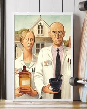 Ame goth pharmacist dvhd-NTH 16x24 Poster lifestyle-poster-4