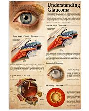 understand glaucoma 24x36 Poster front