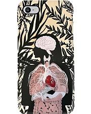 anatomy paper cut Phone Case i-phone-8-case