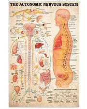 nervous system 24x36 Poster front