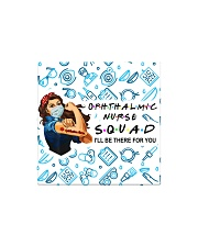mas squad Ophthalmic Nurse  Square Magnet tile