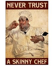 Skinny Chef 24x36 Poster front