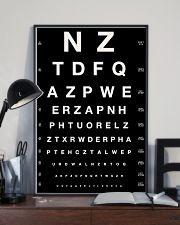eye-chart nzt 24x36 Poster lifestyle-poster-2