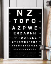 eye-chart nzt 24x36 Poster lifestyle-poster-4