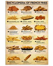french fries encl 24x36 Poster front
