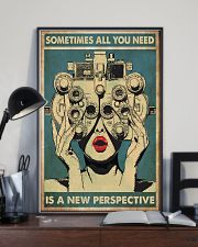 new perspective optometrist 24x36 Poster lifestyle-poster-2