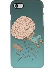 Neuro fix brain dvhd-ntv Phone Case i-phone-8-case