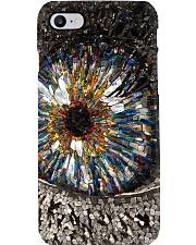 Eye mosaic case dvhd-ntv Phone Case i-phone-8-case