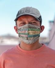 speech language pathologist mas Cloth Face Mask - 3 Pack aos-face-mask-lifestyle-06