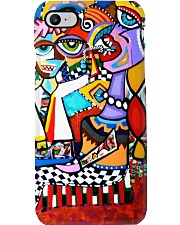 dentist abstract 16 Phone Case i-phone-8-case