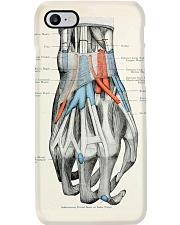 hand anatomy case Phone Case i-phone-8-case