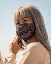 samurai mask  Cloth Face Mask - 3 Pack aos-face-mask-lifestyle-20