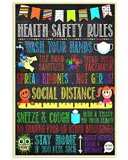 School nurse social 11x17 Poster front