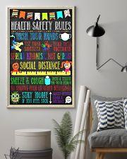 School nurse social 11x17 Poster lifestyle-poster-1