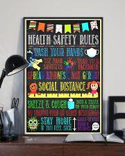 School nurse social 11x17 Poster lifestyle-poster-2