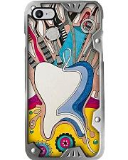 border teeth2 abstr dvhd nna Phone Case i-phone-8-case