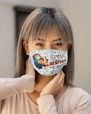 can't stay dentist  Cloth Face Mask - 3 Pack aos-face-mask-lifestyle-18