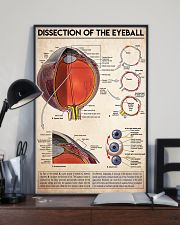 dissection-eyeball 11x17 Poster lifestyle-poster-2