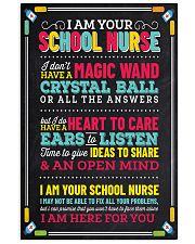 school-nurse-crystalball 11x17 Poster front