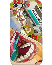 dental-abstract 0905 3 Phone Case i-phone-8-case