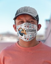 Cardiologist Vintage Cloth Face Mask - 3 Pack aos-face-mask-lifestyle-06