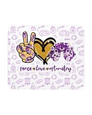 peace glit opto metry mas Mousepad thumbnail