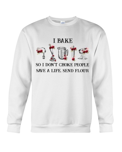 bake dont choke