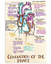 heart conduction 11x17 Poster front