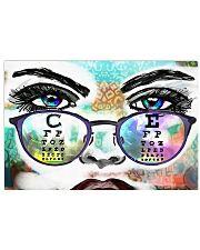 optometry eye art dvhd ntv 36x24 Poster front