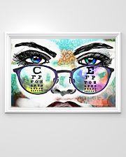 optometry eye art dvhd ntv 36x24 Poster poster-landscape-36x24-lifestyle-02