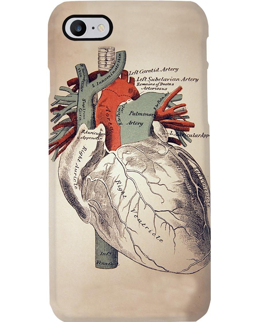 heart vintage case Phone Case