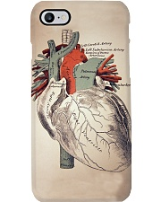 heart vintage case Phone Case i-phone-7-case