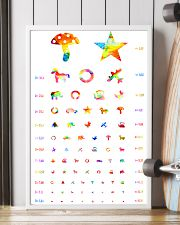 Pediatric Ophthalmology check 24x36 Poster lifestyle-poster-4