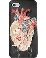 heart rag case Phone Case i-phone-8-case