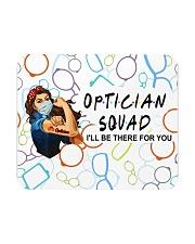 squad mask optician Mousepad tile