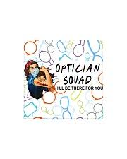 squad mask optician Square Magnet tile