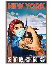 ny strong nurse 11x17 Poster front