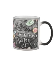 life bake case  Color Changing Mug thumbnail