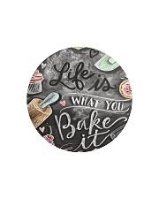 life bake case  Circle Cutting Board thumbnail
