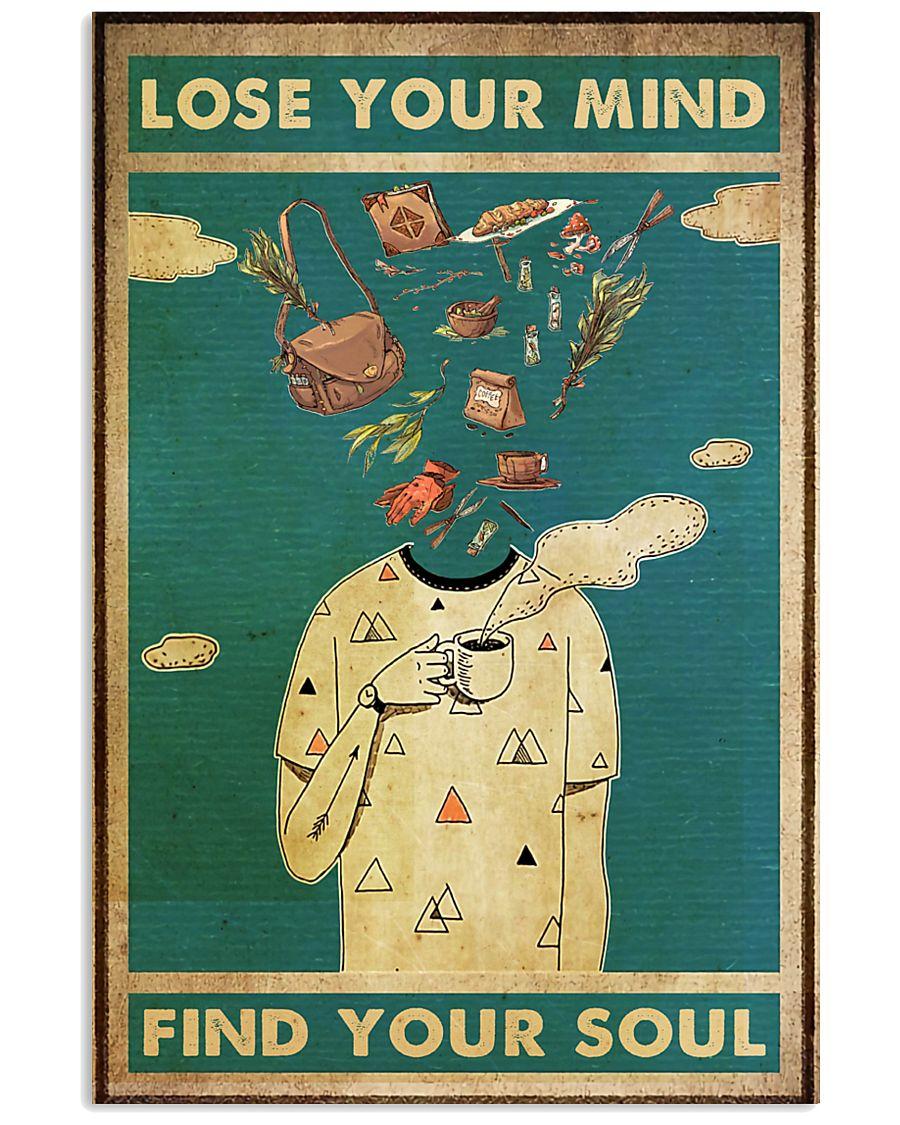 lose mind herbalist 24x36 Poster