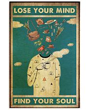 lose mind herbalist 24x36 Poster front